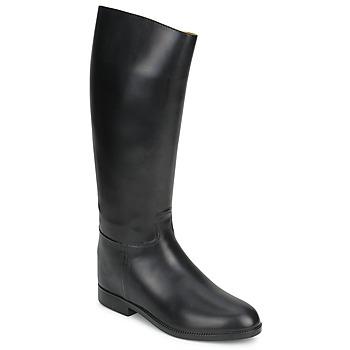 Chaussures Femme Bottes ville Aigle ECUYER M NOIR