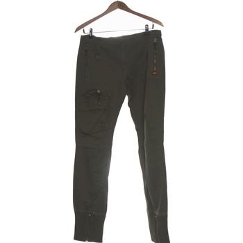 Vêtements Femme Pantalons cargo Miss Sixty Pantalon Droit Femme  38 - T2 - M Vert