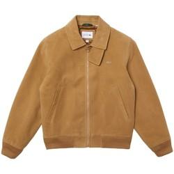 Vêtements Homme Blousons Lacoste Blouson Homme  Ref 02S beige Beige
