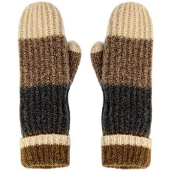 Accessoires textile Femme Gants Pieces 17116545 Beige
