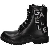 Chaussures Fille Boots GaËlle Paris G-1142 Noir