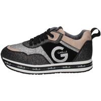 Chaussures Fille Baskets basses GaËlle Paris G-1114A Noir