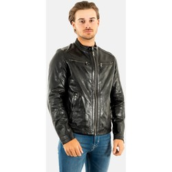 Vêtements Homme Vestes en cuir / synthétiques Daytona 101843 black noir