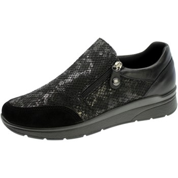 Chaussures Femme Baskets mode Enval 8263600 Nero