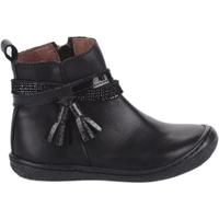 Chaussures Fille Boots Bellamy Boots fille -  - Noir - 24 NOIR