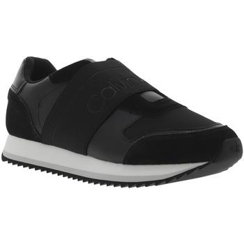 Chaussures Femme Baskets basses Calvin Klein Jeans 13966CHAH21 Noir