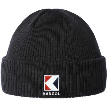 Accessoires textile Garçon Bonnets Kangol Bonnet  Service K noir
