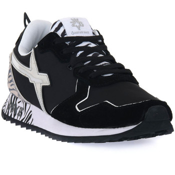 Chaussures Homme Baskets basses W6yz 1A06 JET W BLACK Nero