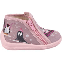 Chaussures Fille Chaussons Bellamy Pantoufles fille -  - Rose - 21 ROSE