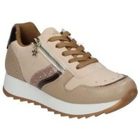 Chaussures Fille Baskets basses Chika 10 ZAPATOS CHK10 NEW ROSA 21 NIÑA BEIGE Beige