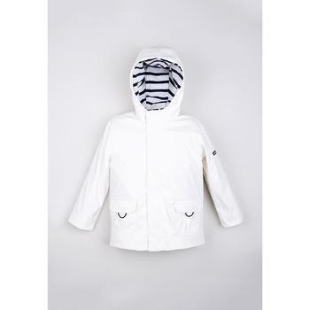Vêtements Fille Parkas IGOR  Blanc