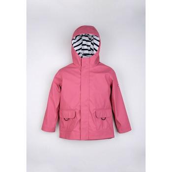 Vêtements Fille Parkas IGOR  Rose