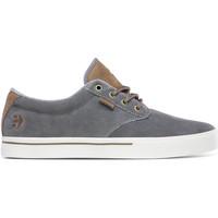 Chaussures Chaussures de Skate Etnies JAMESON 2 GREY BROWN
