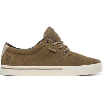 Chaussures Chaussures de Skate Etnies JAMESON 2 BROWN TAN