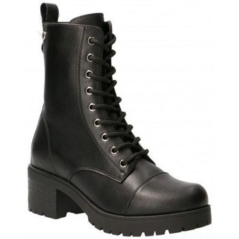 Chaussures Femme Boots Etika 56138 Noir