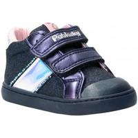 Chaussures Fille Baskets montantes Pablosky 58279 bleu
