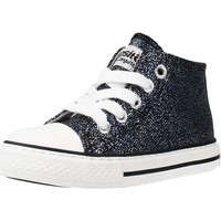 Chaussures Fille Baskets montantes Conguitos LIS14151 Bleu