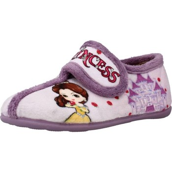 Chaussures Fille Chaussons Chispas 65620029 Violet
