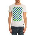 Jack & Jones Tee Shirt Mc City  Blanc