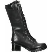 Chaussures Femme Bottes Dockers Bottes Schwarz