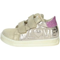 Chaussures Fille Baskets basses Falcotto 0012015373.01.1Q20 Platine