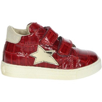 Chaussures Fille Baskets basses Falcotto 0012015350.03.1H25 Rouge