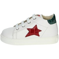 Chaussures Fille Baskets basses Falcotto 0012015315.04.1N05 Blanc