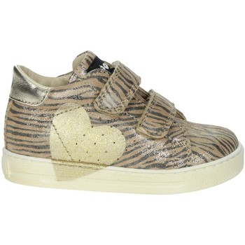 Chaussures Fille Baskets basses Falcotto 0012014118.10.0Q06 Platine