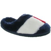 Chaussures Femme Chaussons Tommy Hilfiger ESSENTIAL HOME SLIPPER Bleu