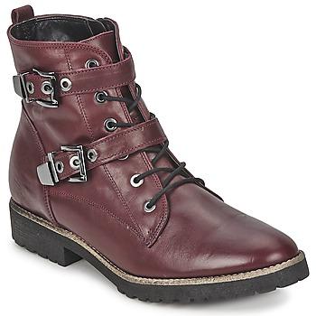 Bottines / Boots Carvela SIMMY Bordeaux 350x350