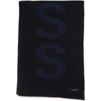 Accessoires textile Homme Echarpes / Etoles / Foulards BOSS NEBBIO-50455684404 Blu