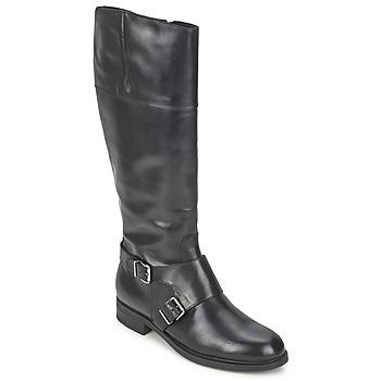 Chaussures Femme Bottes ville Carvela WAX Noir