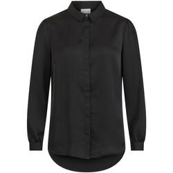 Vêtements Femme Chemises / Chemisiers Vila 14063320 Noir