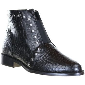 Chaussures Femme Bottines Maroli 7553 Noir
