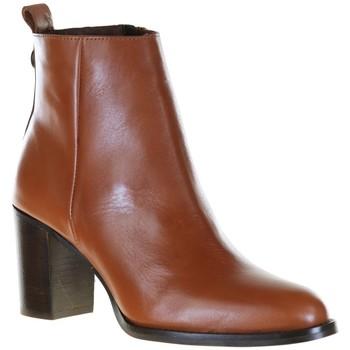 Chaussures Femme Bottines Maroli 8014 Camel