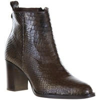 Chaussures Femme Bottines Maroli 8014 Marron
