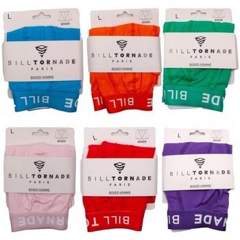 Sous-vêtements Homme Boxers Billtornade Fashion Multicolore