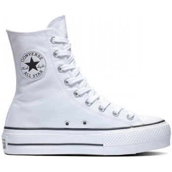 Chaussures Homme Baskets basses Converse Chuck taylor all star lift Blanc