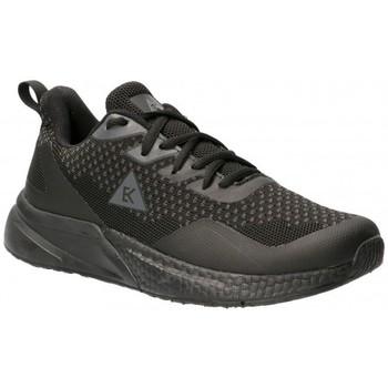 Chaussures Femme Baskets basses Etika 55406 Noir