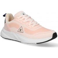 Chaussures Femme Baskets basses Etika 55409 rose
