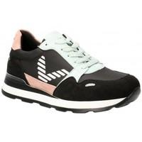 Chaussures Femme Baskets basses Etika 56159 Noir