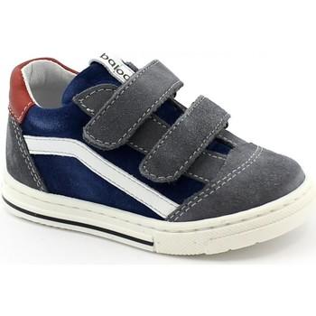 Chaussures Enfant Baskets basses Balocchi BAL-I21-613211-BL-a Blu