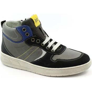 Chaussures Enfant Baskets montantes Balocchi BAL-I21-612739-CA-b Grigio