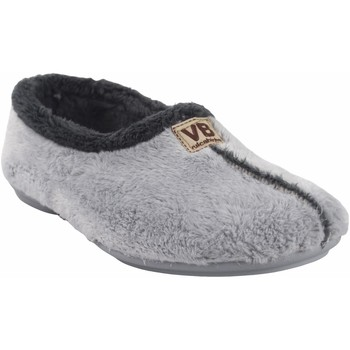 Chaussures Femme Chaussons Vulca Bicha Go home lady  4306 glace Gris