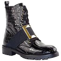 Chaussures Femme Bottines Sacha BOT40 NOIR