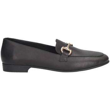 Chaussures Femme Mocassins Hersuade 5201 Mocasines Femme Noir