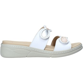Chaussures Femme Mules Susimoda 1923 Blanc