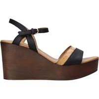 Chaussures Femme Sandales et Nu-pieds Alviero Martini E102 422A Noir