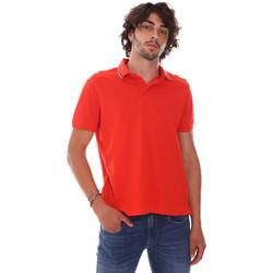 Vêtements Homme Polos manches courtes Invicta 4452241/U Rouge