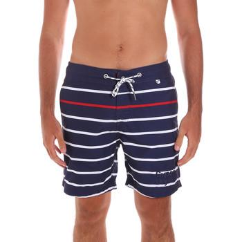 Vêtements Homme Shorts / Bermudas Superdry M30002HO Bleu